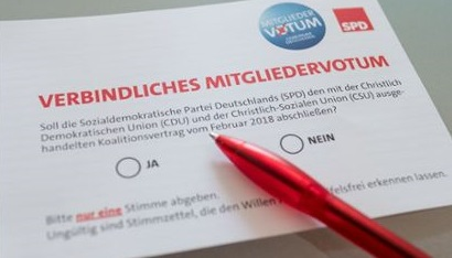 SPD Mitgliedervotum - Der eigene Weg zur Entscheidung