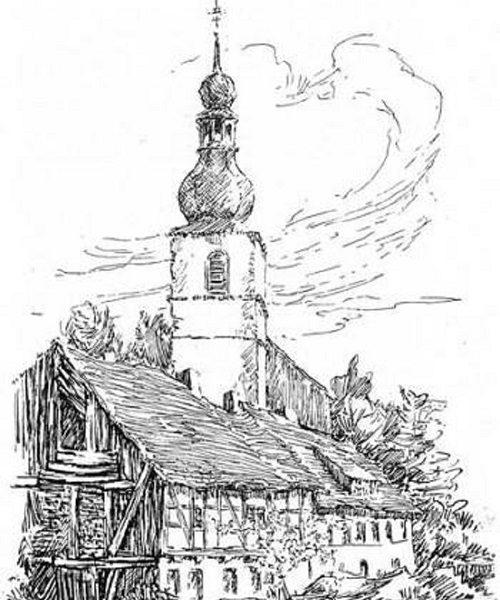 Die Geschichte von Dionysius Schneider in Mundart