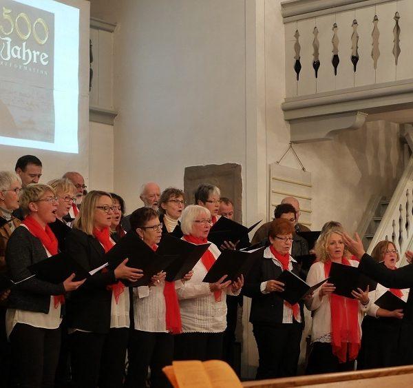 Mit Musik den Glauben bekennen - Geschichte des Evangelischen Kirchenchores Dirmingen