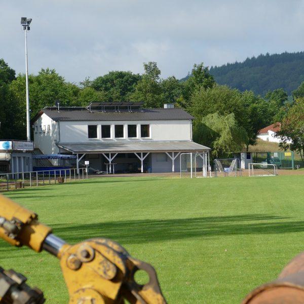 Mythos  Belker - Von der nostalgischen Sportstätte zum schmucken Stadion