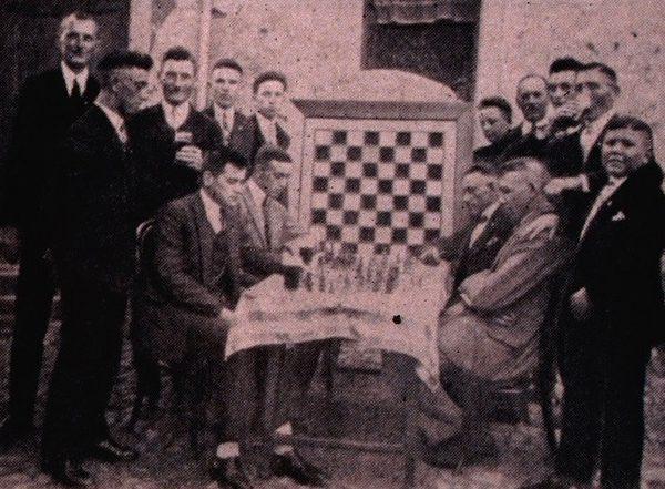 Dirminger Kulturecke - Schach- Club Dirmingen