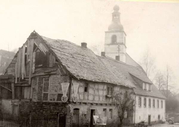 """Vom historischen """"Kläse Haus"""" zum alten """"Hähloch"""""""