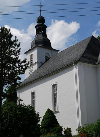 Dirminger Kulturecke - Stengelkirche am Kirchberg