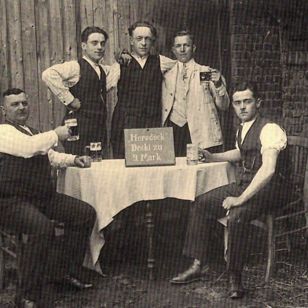 Vom Wirt zum Friseur, Zahnarzt oder Metzger – In Dirmingen wurden einst Dienstleistungen verknüpft