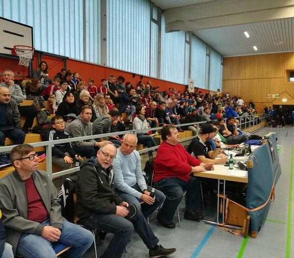 Gut für die Entwicklung - Futsal ist im Winter die bessere Alternative