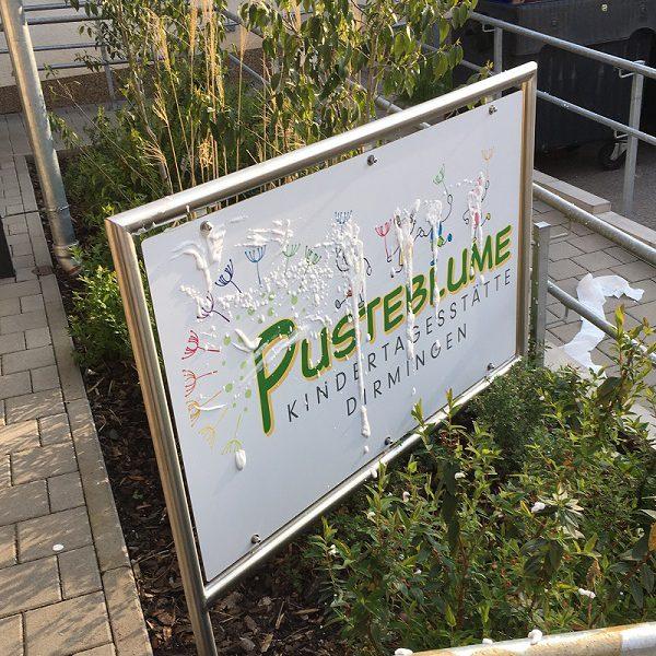 Sinnloser Vandalismus an der Dirminger Grundschule macht traurig und zornig