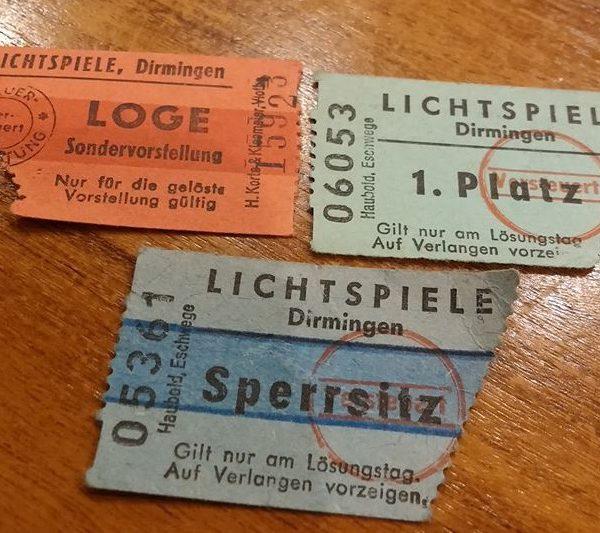 Dirminger Kulturecke - Dirminger Kino