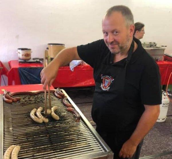 Feuerwehrfest in Dirmingen- Einfach mal ein Stück zurückgeben, von dem was man über das Jahr bekommt