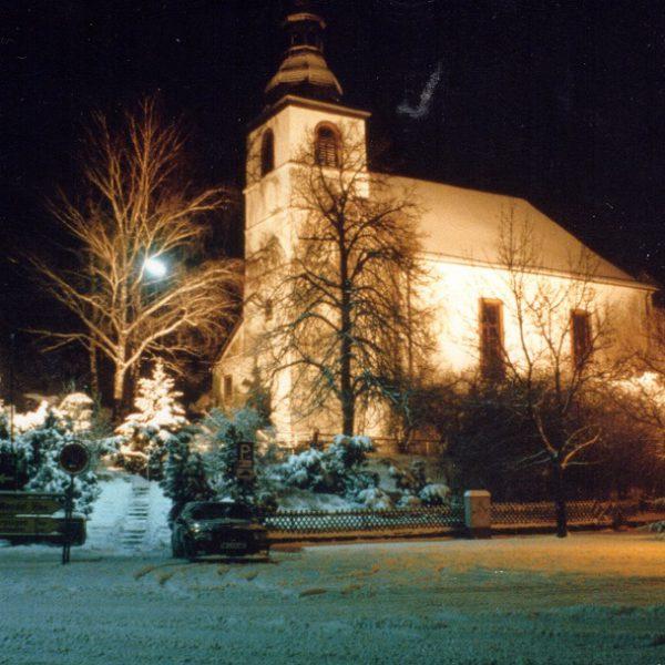 Frohe Weihnachten - Wünsche Euch: Glaube, Liebe und Hoffnung