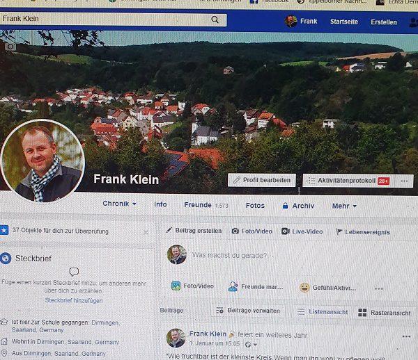 Facebook Account - Sein oder Nichtsein, das ist hier die Frage