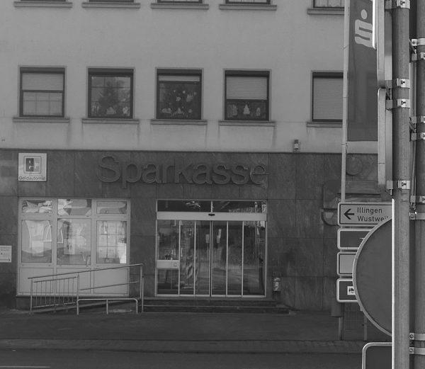Das Ende einer Ära nach 110 Jahren - Dirminger Geschäftsstelle der Kreissparkasse Neunkirchen  wird geschlossen